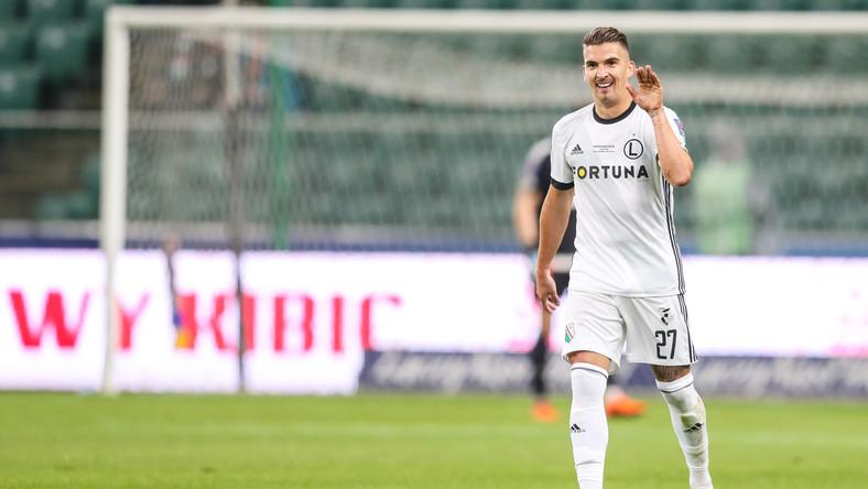 4b25fa2b2 Lotto Ekstraklasa. Wywiad z Carlitosem: Legia jest jak lew. Reszta ...