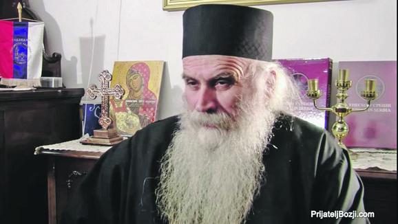 Otac Stefan, iguman manastira Velika Remeta