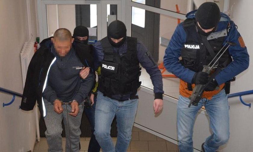 Policja zatrzymała Ukraińca podejrzanego o zabójstwo swojego rodaka