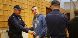Skok stulecia w sądzie w Łodzi Grzegorz Łuczak: Nie uciekłem