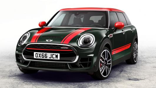 Mini Clubman John Cooper Works - czy to hot hatch?
