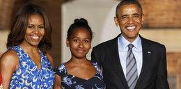 Niesamowita metamorfoza córki Obamy. Już tak nie wygląda