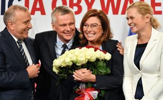 Koalicja Obywatelska chce pokonać PiS. Kidawa pokazała program Schetyny