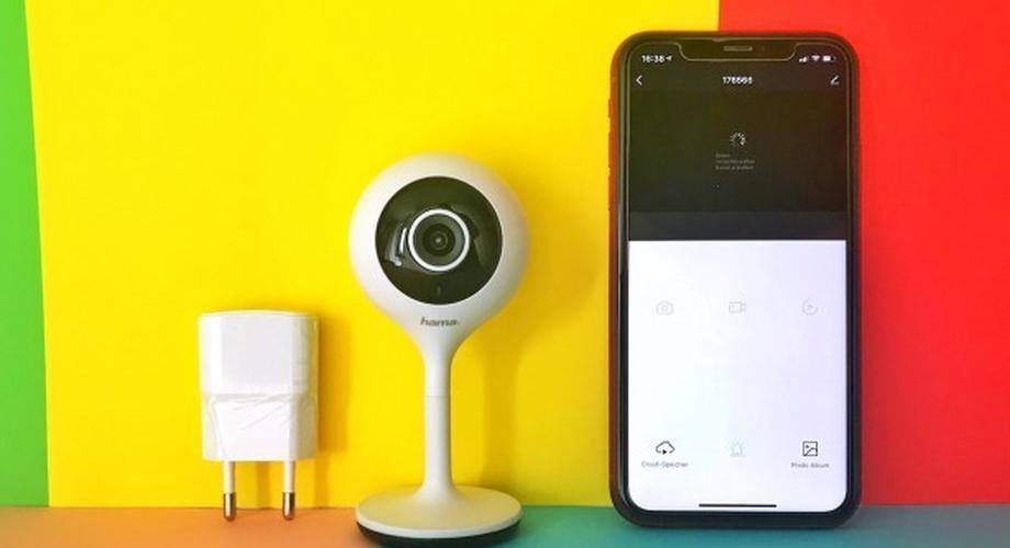Hama Wifi Camera im Test: Smart & ohne Cloud-Zwang