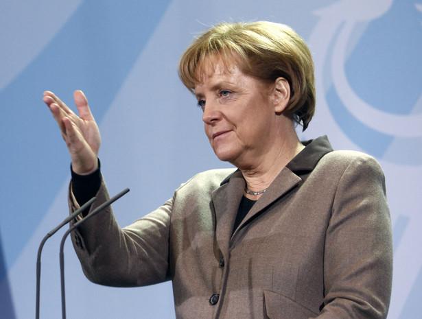 Winą za porażkę rozmów opozycyjni socjaldemokraci obarczyli kanclerz Angelę Merkel. Fot. Bloomberg