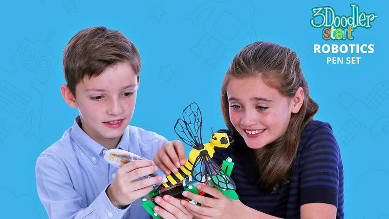 Nowy 3Doodler pozwala tworzyć roboty