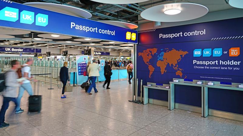 Lotnisko Heathrow, Londyn