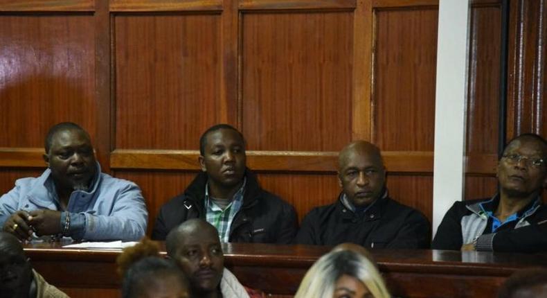 Julius Muia to step aside from DCI after Ngirita affidavit