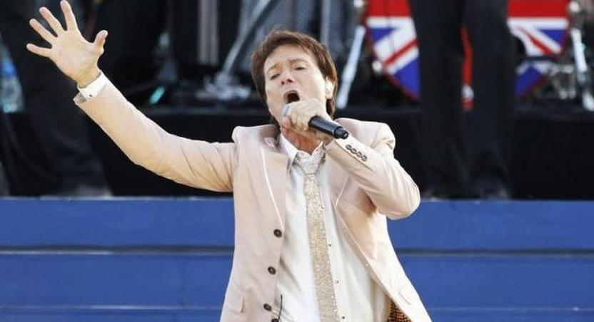 British singer Cliff Richard questioned again over alleged sex crimes