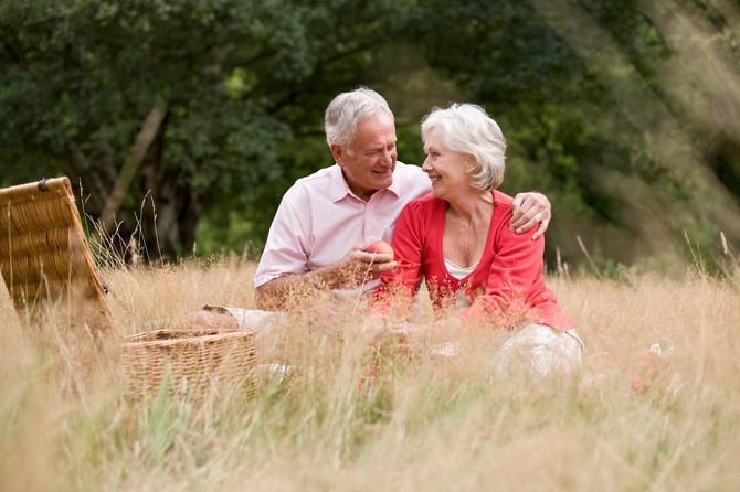 Ljudi koji prihvate činjenicu da svi starimo umeju da uživaju u starosti i iskoriste je najbolje što mogu