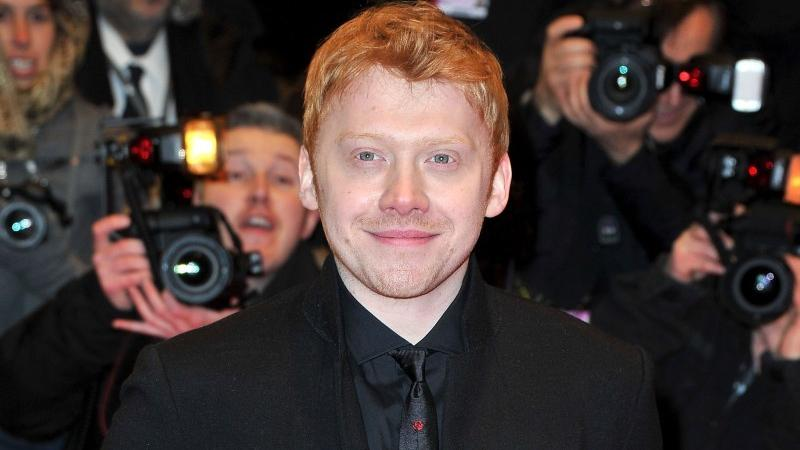 Rupert Grint (fot. getty images)
