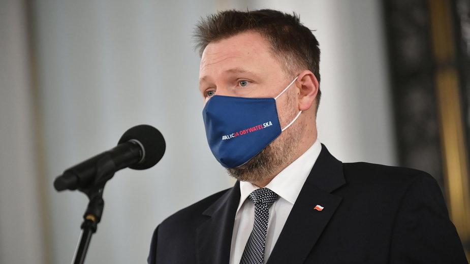 Marcin Kierwiński poinformował, że wygrał proces z PiS ws. spółki Srebrna