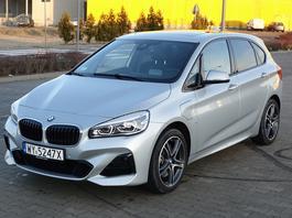 BMW 225xe iPerformance Active Tourer – fajna hybryda, ale nie do oszczędzania | TEST