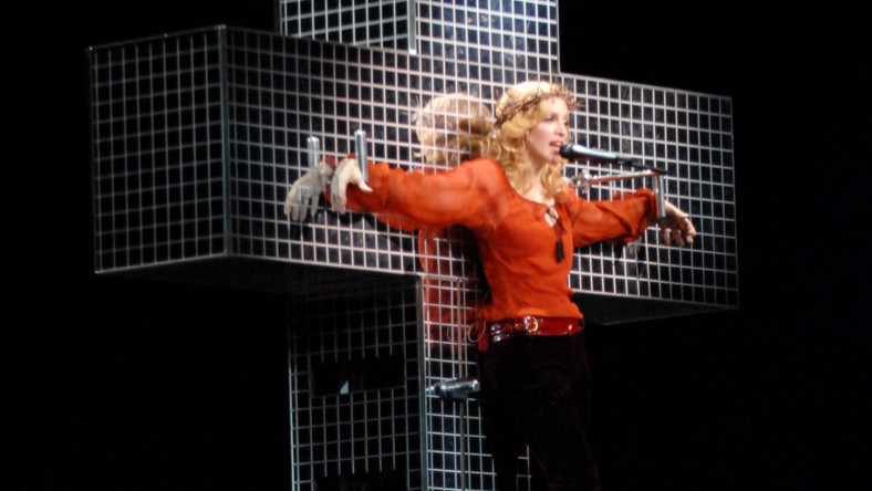 "Madonna na trasie ""Confessions Tour"""