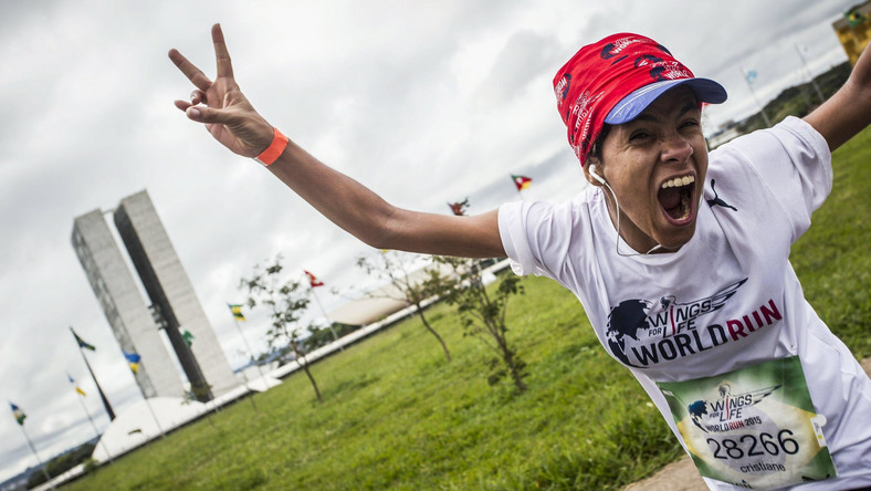 Ruszyły zapisy do 8. edycji Wings for Life World Run