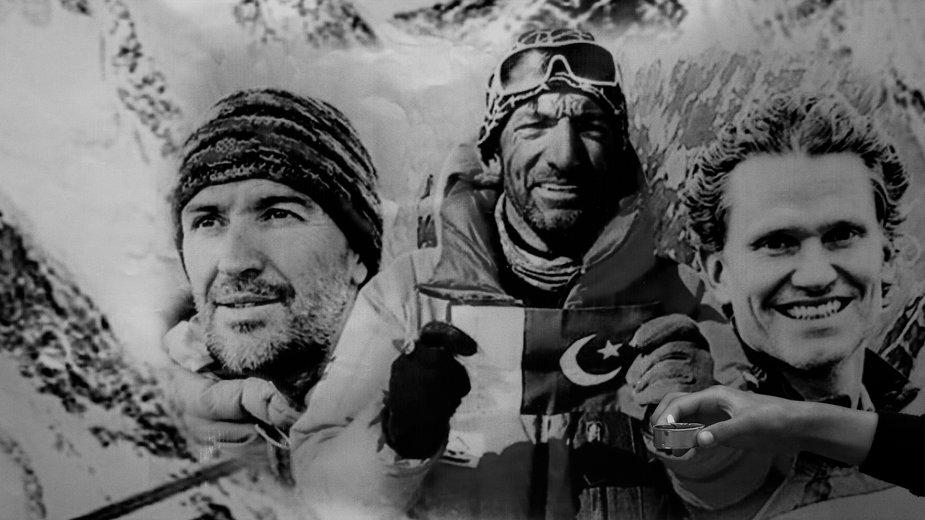 Muhammad Ali Sadpara, John Snorri i Juan Pablo Mohr