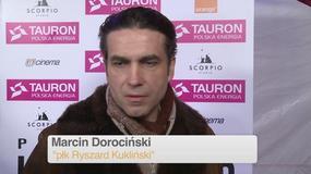 """Pasikowski kręci """"Jacka Stronga"""": Kukliński w strugach deszczu (jeszcze) w Warszawie"""
