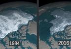 Ten film NASA pokazuje, jak szybko topnieją lodowce