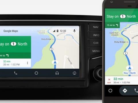 bmw wspiera android auto technologie. Black Bedroom Furniture Sets. Home Design Ideas