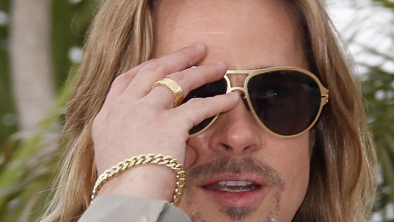 Brad Pitt marzy o karierze w... Bollywood