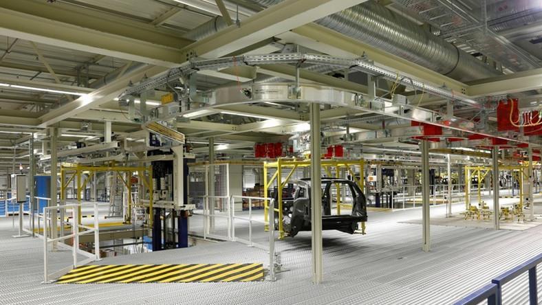 fabryka samochodów bmw