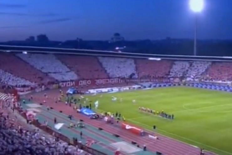 Crvena zvezda - Slovan Liberec