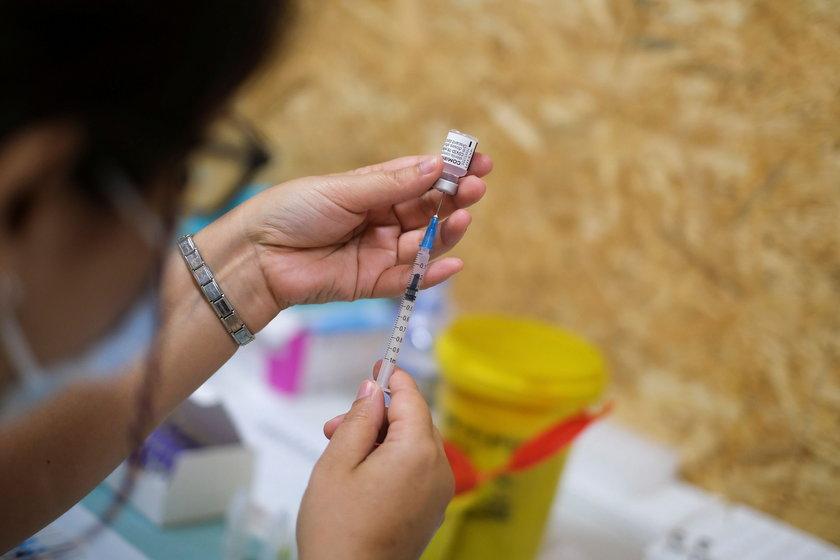 Portugalczycy szczepią się chętnie także przeciwko innym chorobom.