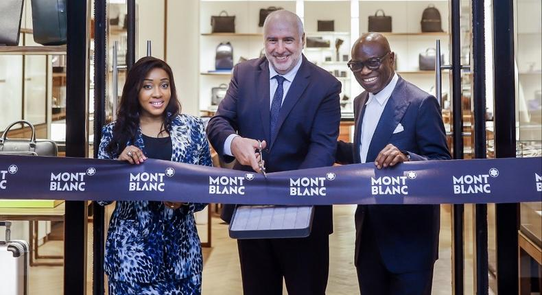 Montblanc unveils new store in Lagos, reiterates commitment to Nigerian market
