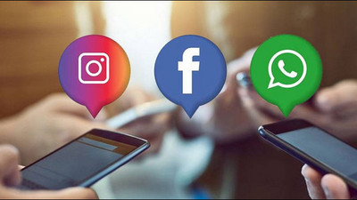 The world's three popular social media apps face global outage in massive photo glitch