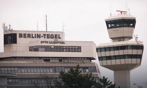 Berlin, aerodrom Tegel