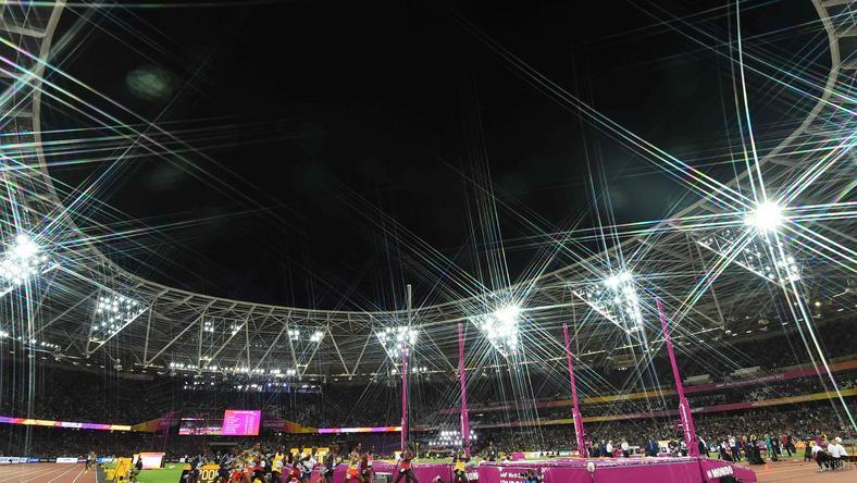 Stadion w Londynie