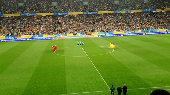 Minut ćutanja u čast preminulog bivšeg predsednika FIFA Lenarta Johansena