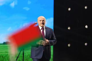 Łukaszenka zaprzysiężony na prezydena. 'Naszej państwowości rzucono bezprecedensowe wyzwanie'