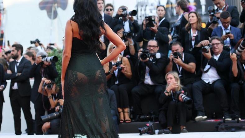 Partnerka Ronaldo pojawiła się wczoraj na gali otwarcia festiwalu filmowego w Wenecji i...