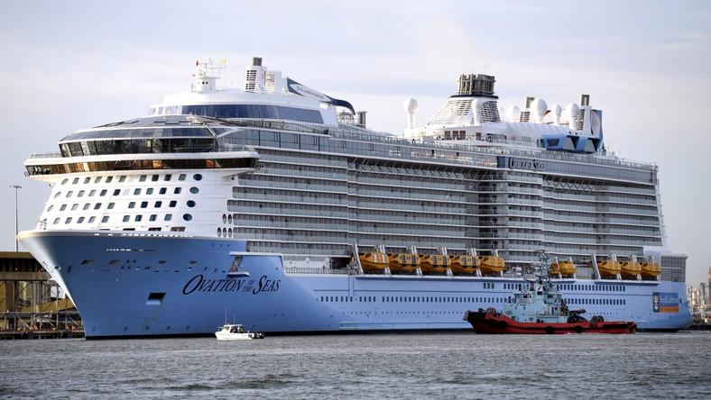 """Wycieczkowiec """"Ovation of the Seas"""""""