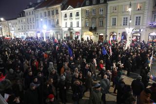 Prokurator z Warszawy musi złożyć wyjaśnienia ws. użycia przez nią togi podczas 'Marszu Tysiąca Tóg'