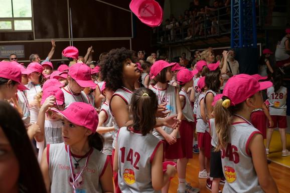 Pokret za žensku košarku