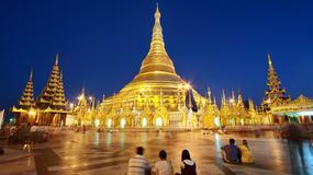 Birma otwarta na turystów
