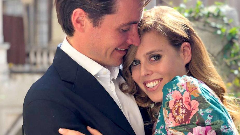Księżniczka Beatrycze i Edoardo Mapelli Mozzi zostali rodzicami