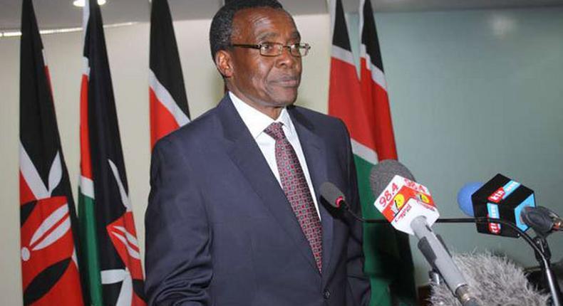 Chief Justice David Maraga