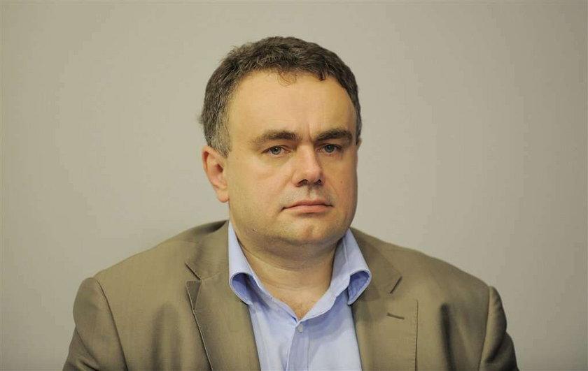Sakiewicz zeznawał w sprawie śmierci Leppera