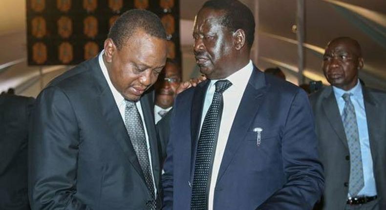 Politicians reveal UhuRao coalition - days after Uhuru, Raila secret talks in Dubai