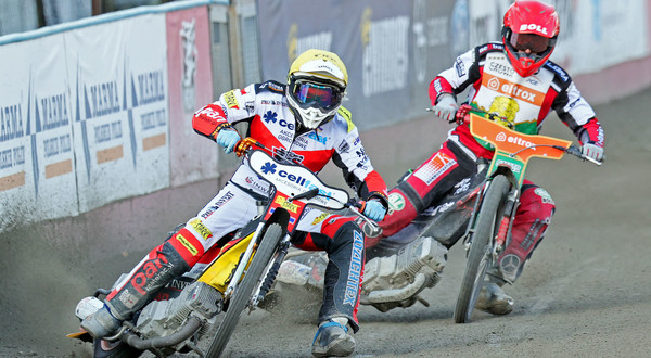 Daniel Jeleniewski i Kacper Woryna