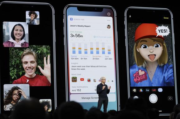 Novi iOS biće dostupan od septembra