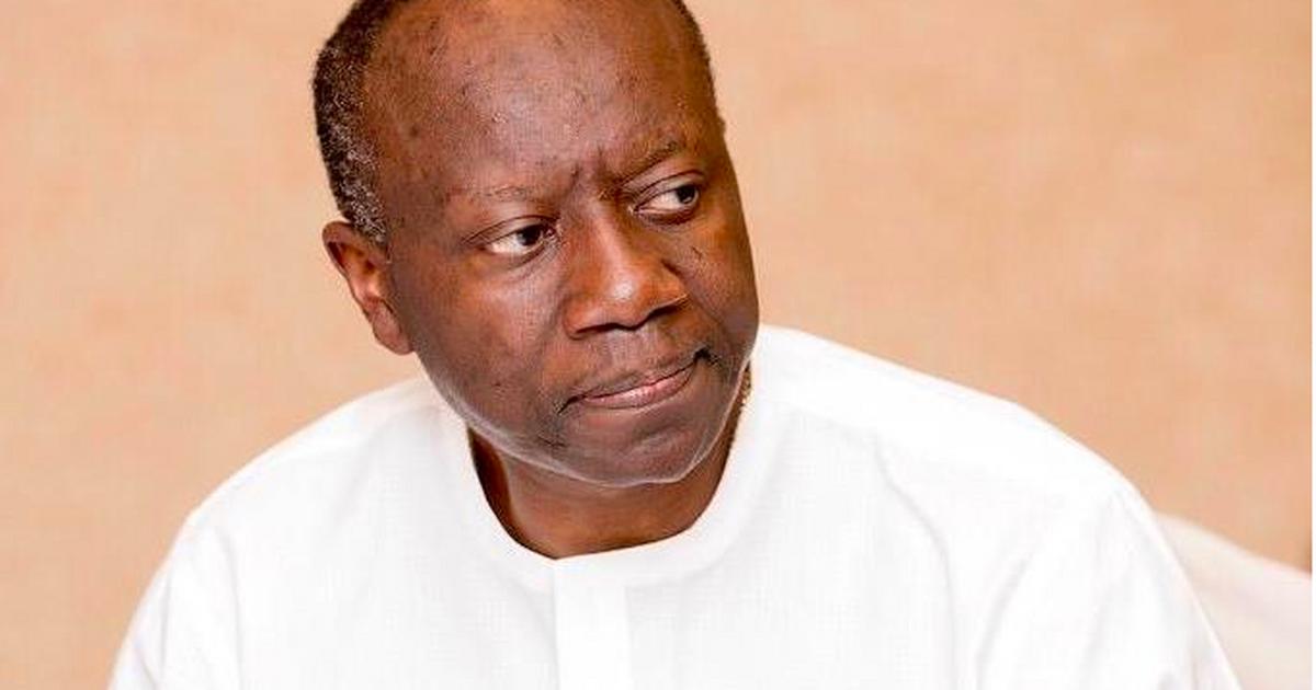 Ken Ofori-Atta hasn't resigned as minister – Finance Ministry