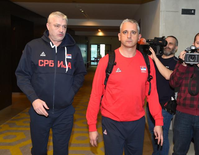 Predrag Danilović i Igor Kokoškov