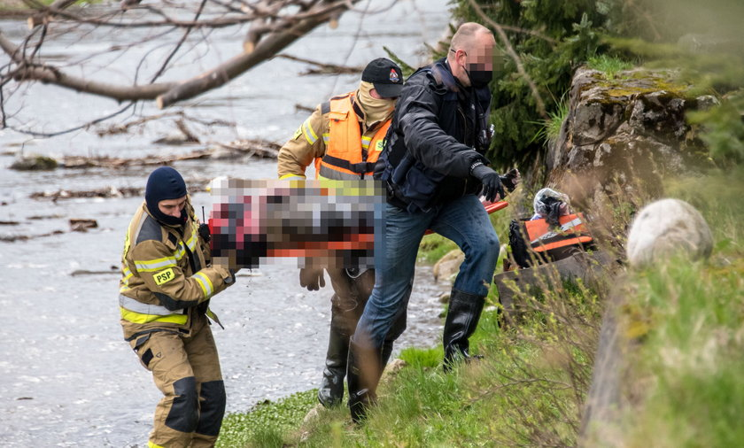 Znaleziono zwłoki kobiety. To 57-latka z Mazowsza.