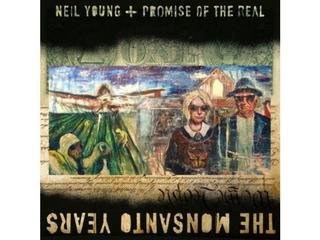 Neil Young + Promise Of The Real OKŁADKA