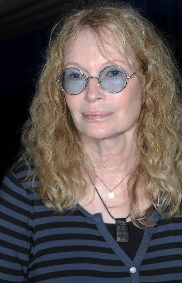 2. Mia Farrow