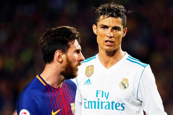 Leo Mesi i Kristijano Ronaldo